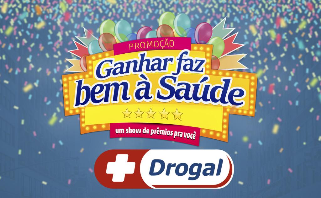 b95cabd722669 Promoção Drogal, Ganhar Faz Bem a Saúde, um Show de prêmios pra você ...